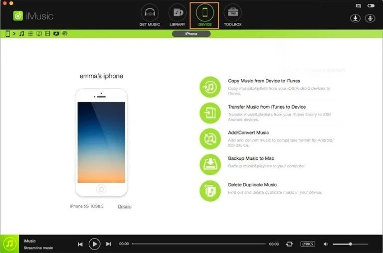 How-to-transfer-music-from-Mac-to-Android-using-iMusic