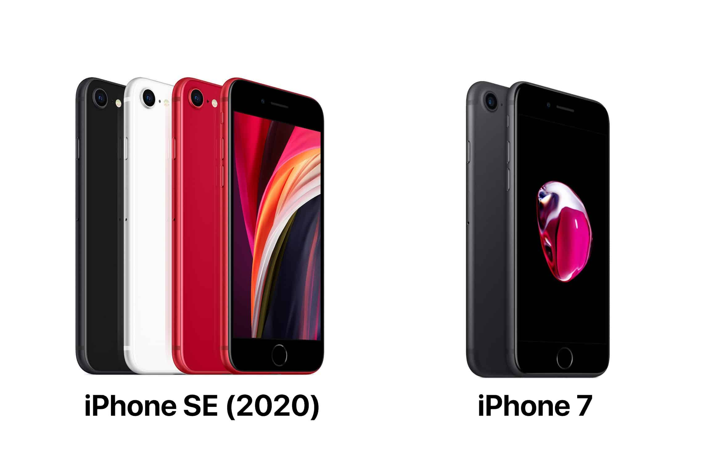 Should I change iPhone 7 to iPhone SE 2020?