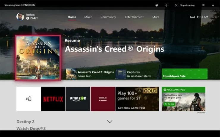 How to play Xbox One games offline
